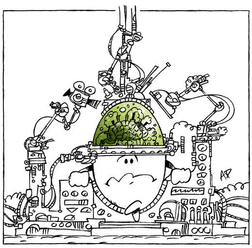 Théma : Le Cerveau